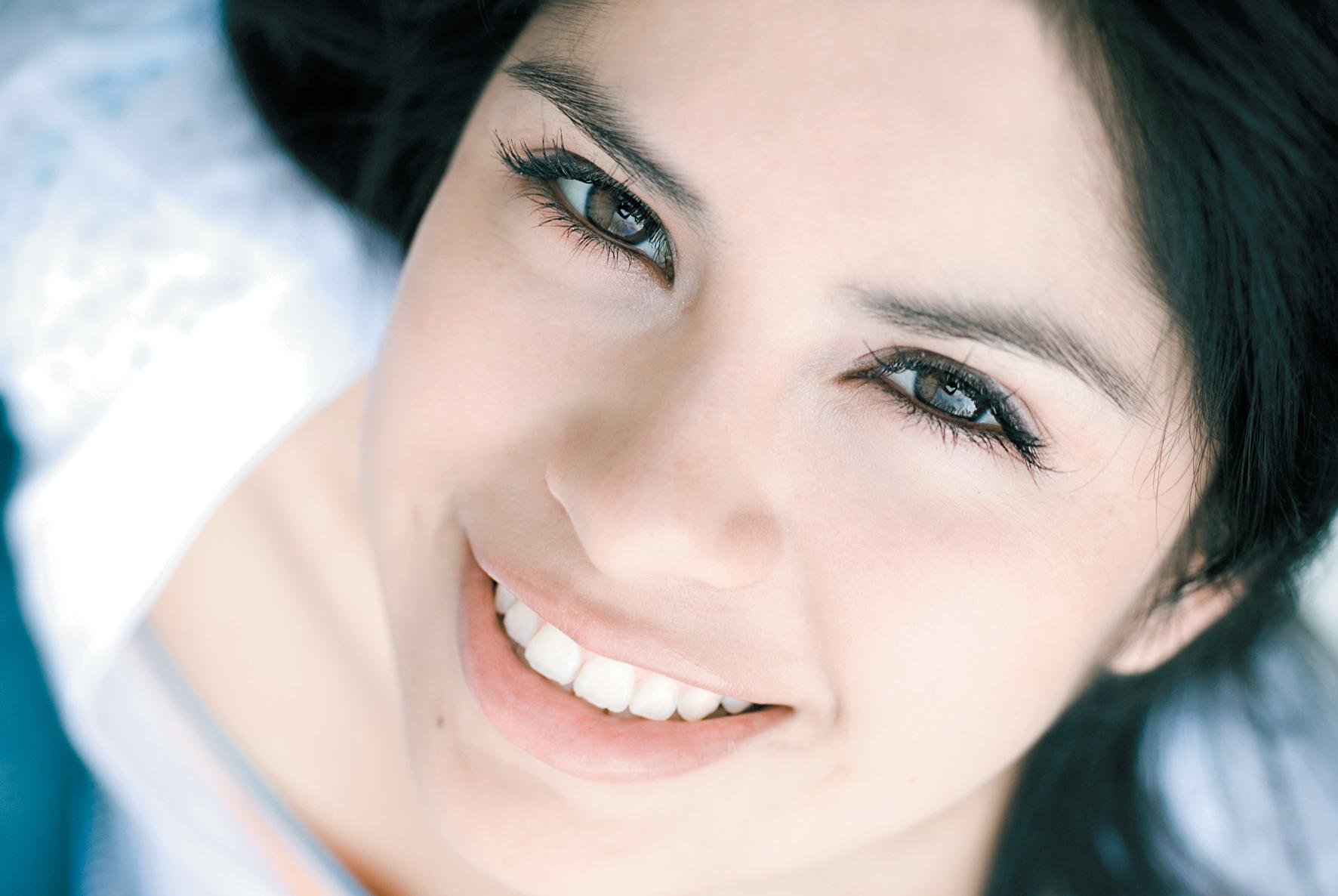 Как сделать чтобы девушка улыбнулась